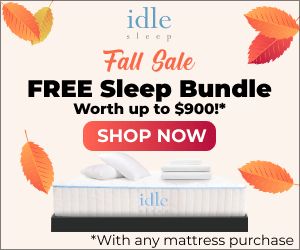 The Independent Sleep Memory Foam Mattress Topper With Gel