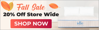 Fall Sale: 20% off Store Wide
