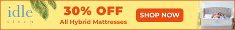 Black Friday Sale: 50% Off Any Foam Mattress