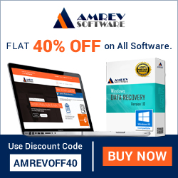40% Off on all software