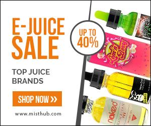 Misthub, vape, e-juice