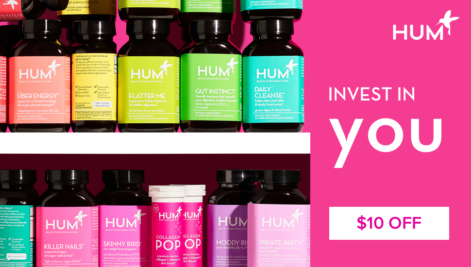 HUM Nutrition - Invest In You