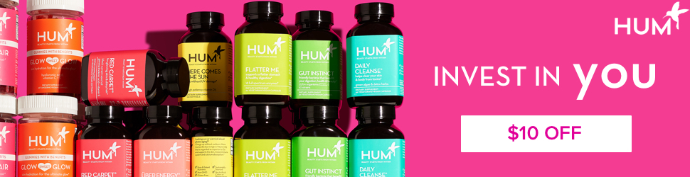 $10 Off HUM Nutrition