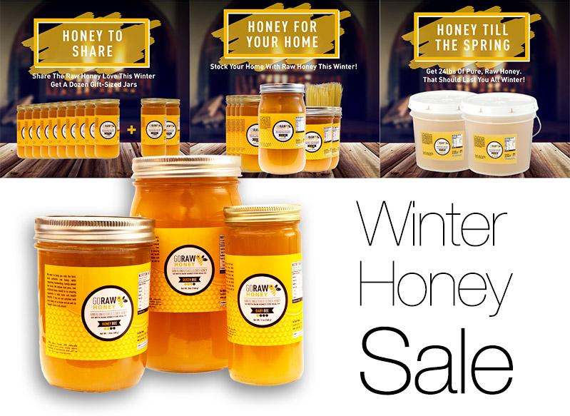 save on raw honey