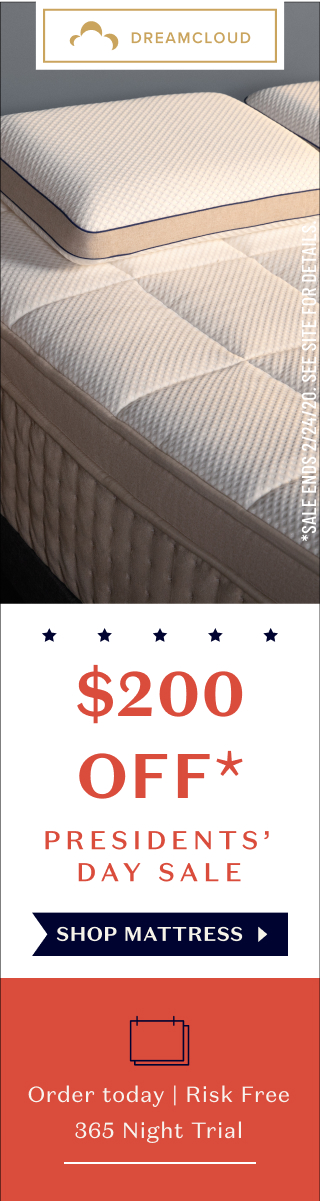 how many coils in dreamcloud mattress