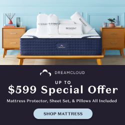 The DreamCloud - Luxury Hybrid Mattress