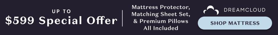 The DreamCloud - Luxury Hybrid Mattress