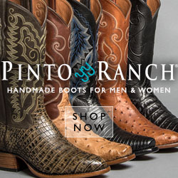 western clothing at pinto ranch
