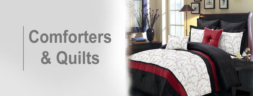 Comforter Sets & Quilts