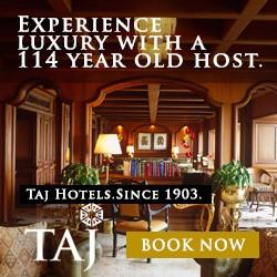 Voyage en Inde et séjour au Taj Hotels Resorts and Palaces
