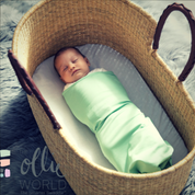 eco friendly gifts- swaddles