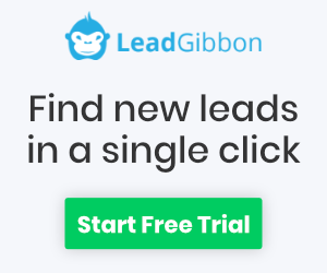 LeadGibbon — Find targeted leads in a single click