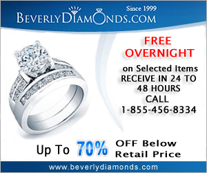 Diamond Engagement Ring Ads