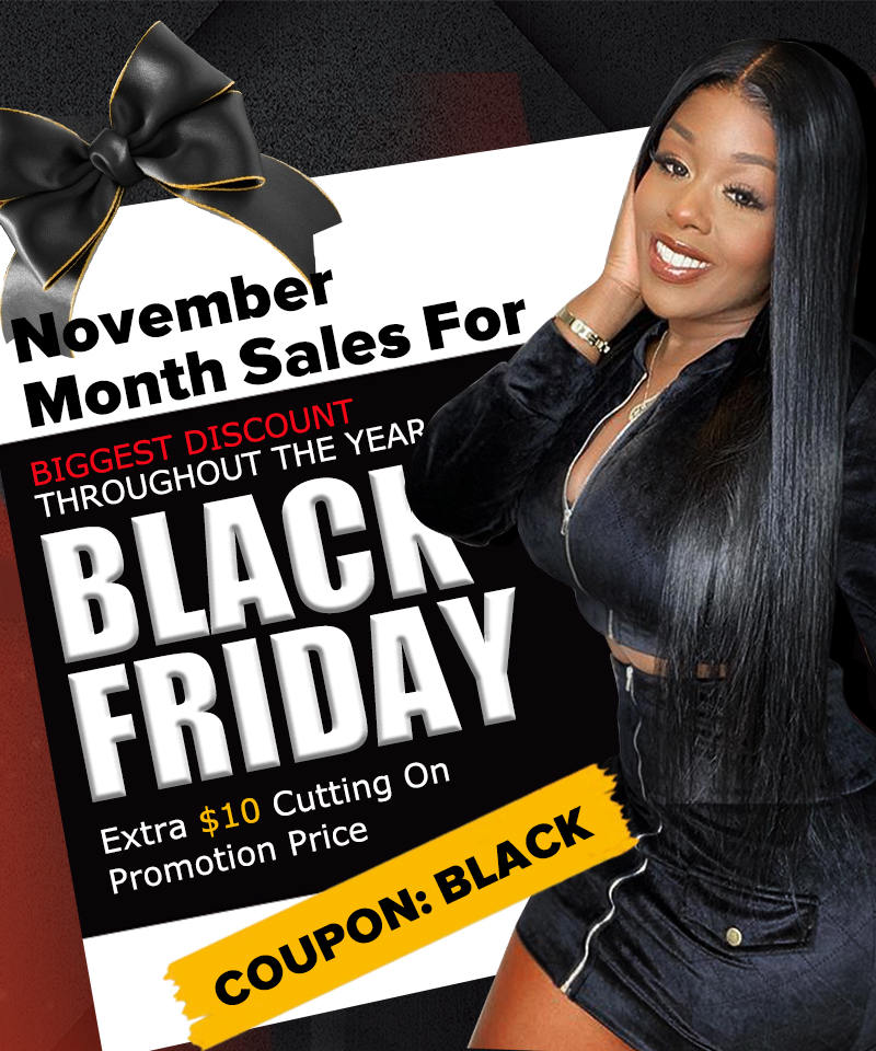 Various specifications of hair weaves, the biggest discount throughout the year!