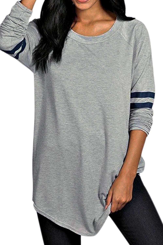 Iyasson Long Baseball Sleeve T-shirt
