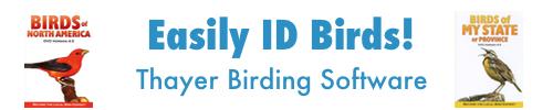 Thayer Birding Software