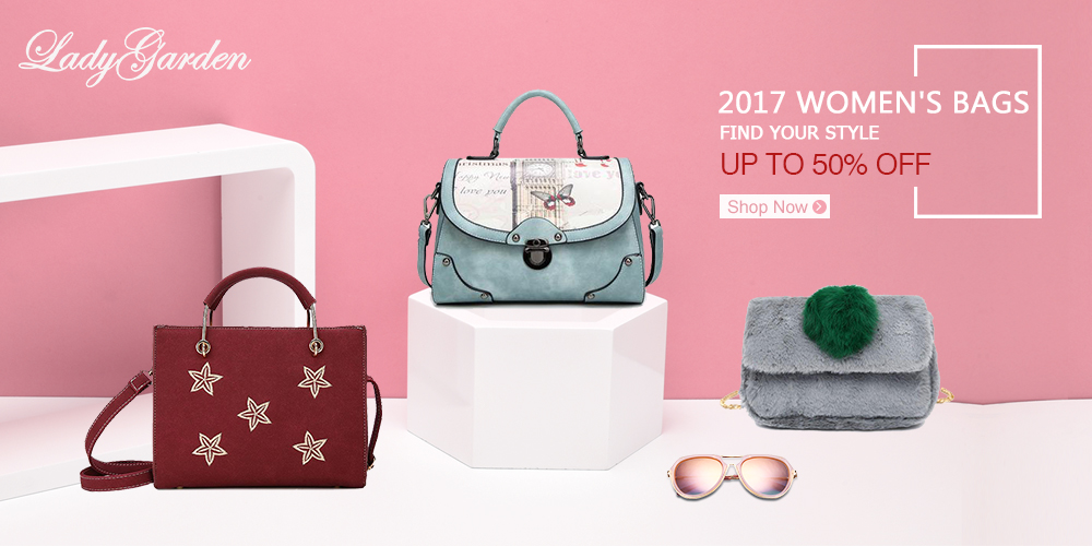 up to 50% off for women's bags