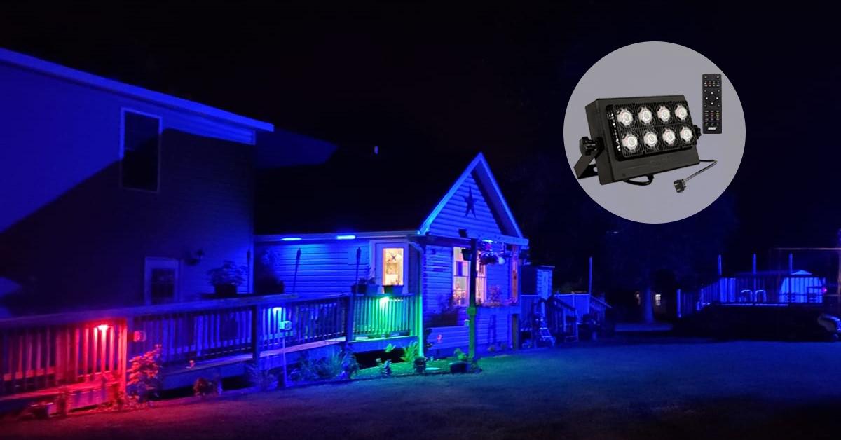 Save 50% on 22W/27W LED Home Bulbs