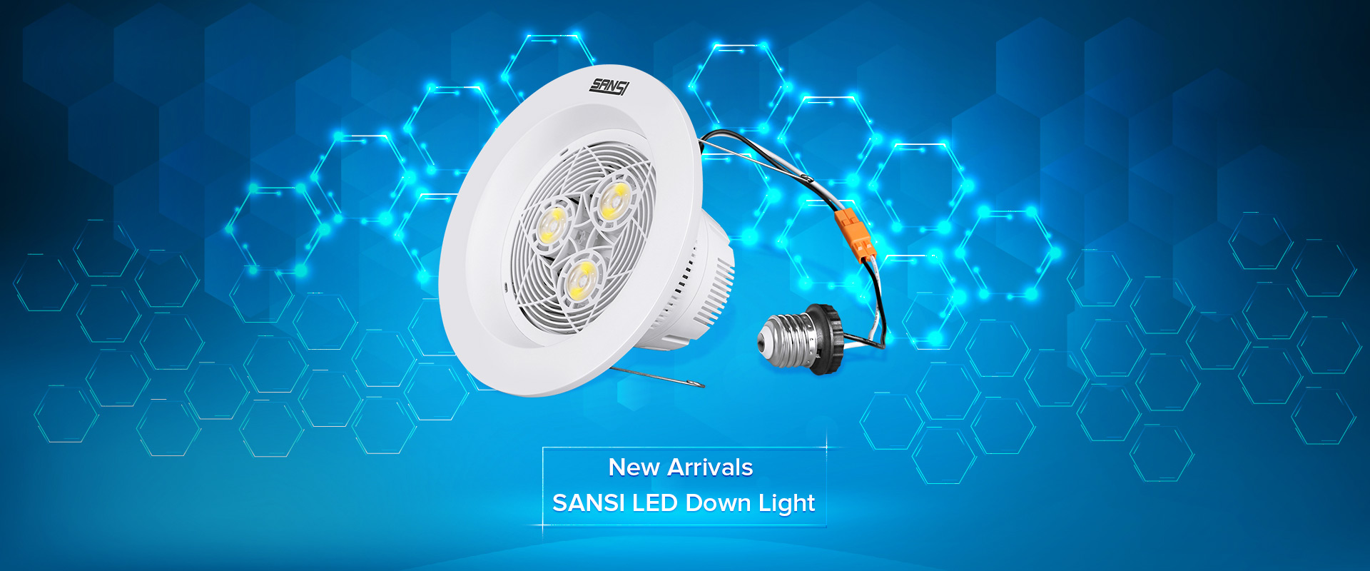 Newly released LED Ceiling Downlights
