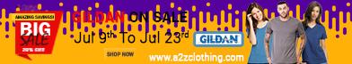 Gildan BIG SALE 20% OFF