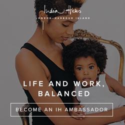 Become an India Hicks Ambassador