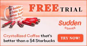 Free Trial - Sudden Coffee 300x160