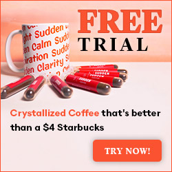 Free Trial - Sudden Coffee 250x250
