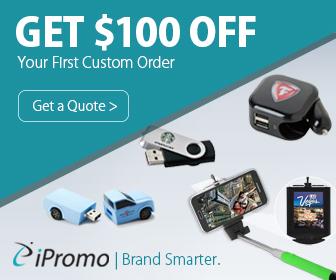 Get $100 Off iPromo