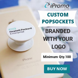 Custom Popsockets Branded With Your Logo