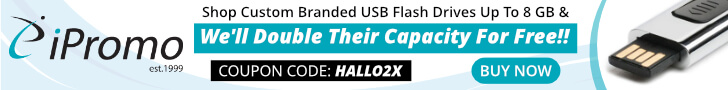 Shop custom branded USB flash drives
