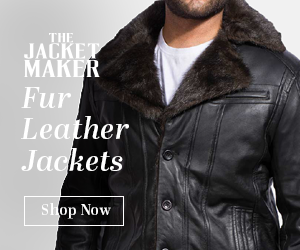 Mens Fur Leather Jackets