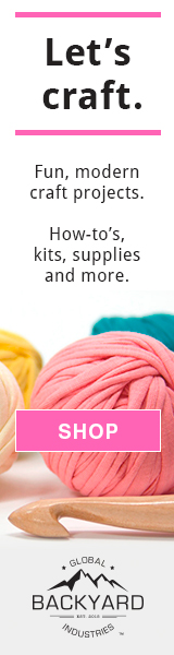Shop for craft projects and more at Global Backyard Industries