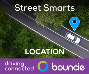Get up to the minute location data with Bouncie