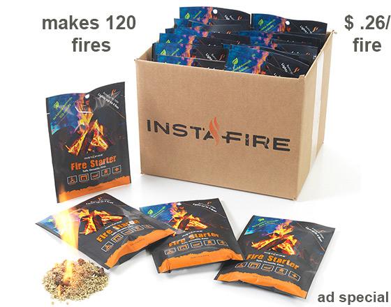 InstaFire 30 Pack