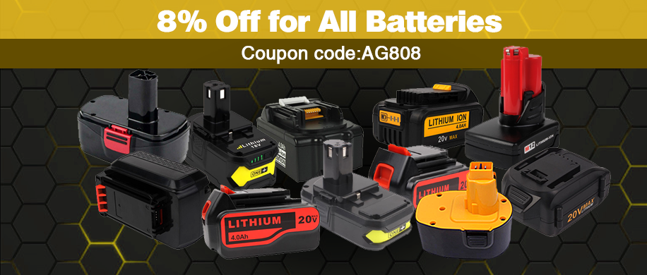VANON POWER TOOL BATTERIES
