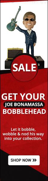 Joe Bonamassa Bobblehead