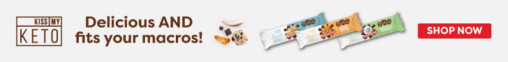 KissmyKeto Snacks Banner 728x90
