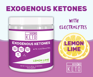 Kissmyketo.com Exogenous Ketones with electrolytes