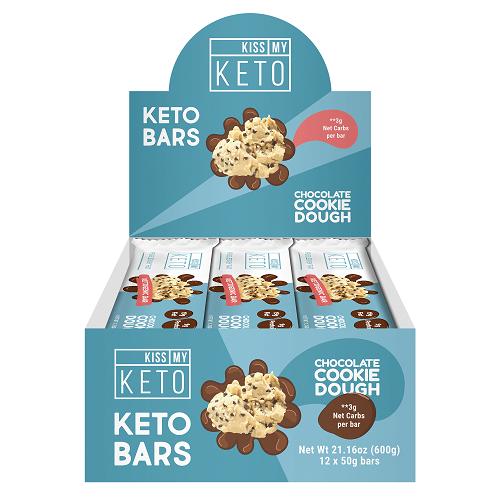 Kissmyketo.com Keto Bars
