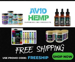 Avid Hemp CBD