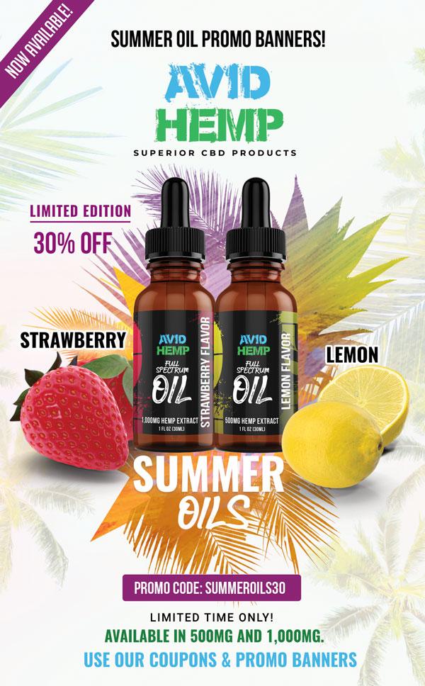 Summer Oils Promotion