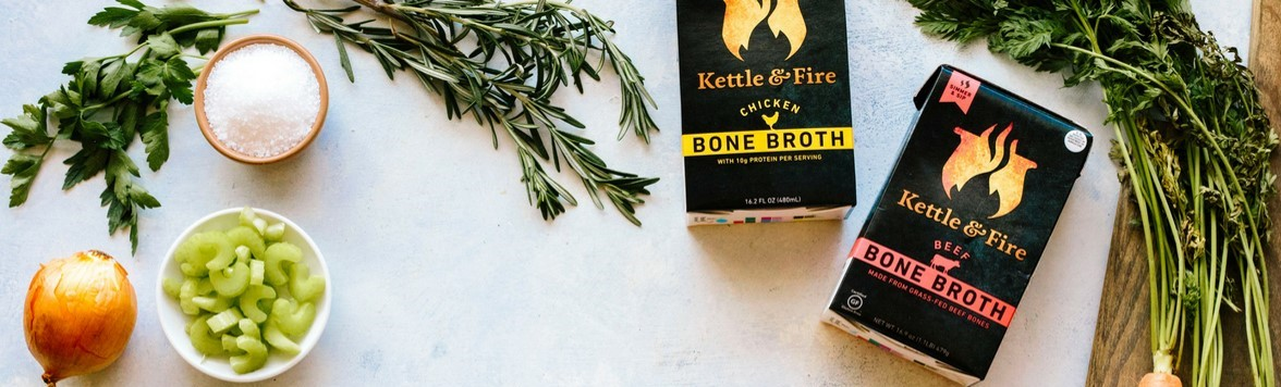 Kettle & Fire Affiliate Program