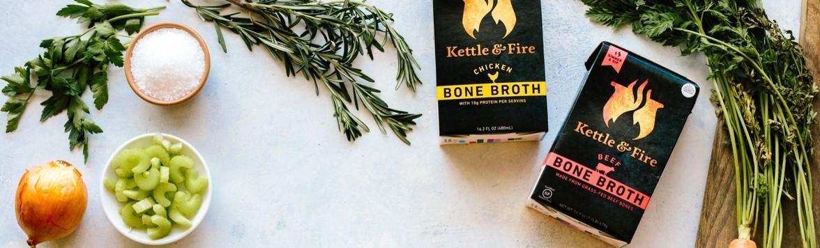 Kettle & Fire Affiliate Program