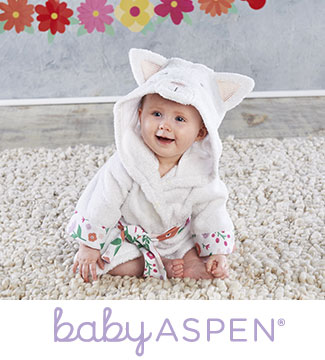 Baby Aspen Hooded Towel
