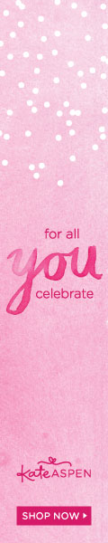 Kate Aspen - For All You Celebrate - Party Favors, Decor & More