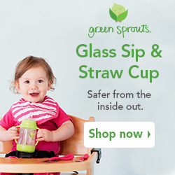 Glass Sippy