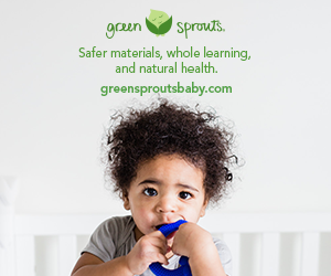 Safer materials, whole learning, and natural health | Shop green sprouts
