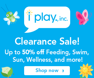 Up to 50% off Feeding, Swim, Sun, Wellness, and more!