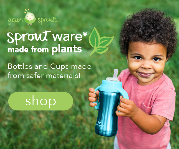 New! Sprout Ware made from Plants