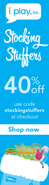 40% off Stocking Stuffers (all items!)